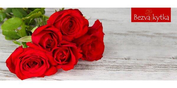 Darujte růží, kolik jen chcete
