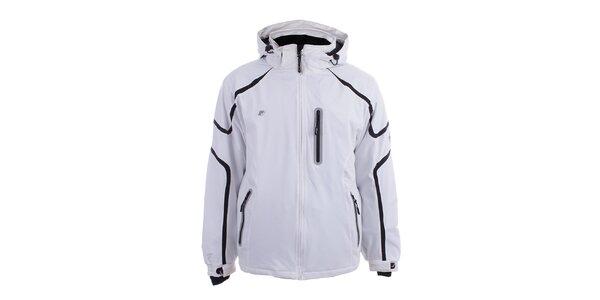 Pánská bílá softshellová bunda Joluvi