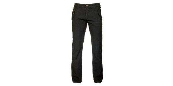 Pánské šedé kalhoty Freesoul