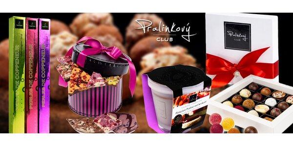 Špičkové čokoládové pralinky nejen na Valentýna
