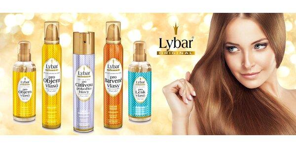 2× lak na vlasy nebo tužidlo Lybar včetně poštovného