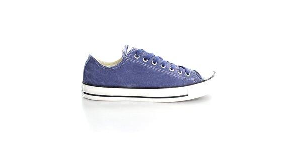 Nízké modré tenisky Converse