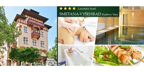 Karlovy Vary – ozdravný nebo romantický pobyt