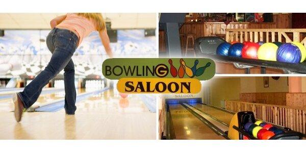 40 Kč za hodinu skvělého bowlingu!