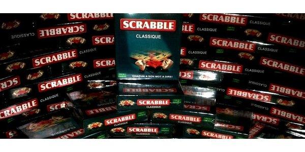 SCRABBLE - unikátní a oblíbená hra se slovy