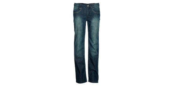 Dámské modré džíny Bushman