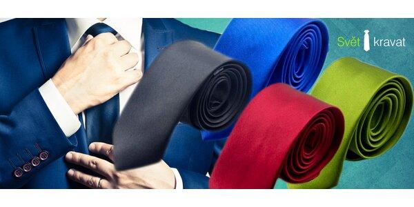 Balení 3 nebo 5 kravat dle vašeho výběru