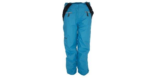 Dámské modré snowboardové kalhoty Kilpi