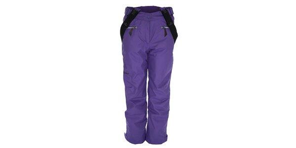 Dámské fialové snowboardové kalhoty Kilpi