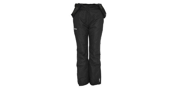 Dámské černé lyžařské kalhoty Kilpi