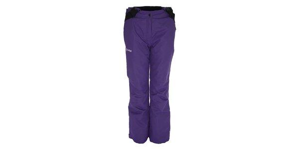 Dámské fialové lyžařské kalhoty Kilpi