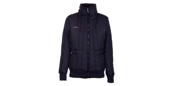 Dámská černá zimní bunda Loap