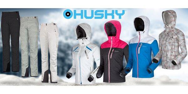 Kalhoty a bundy Husky na zimní aktivity