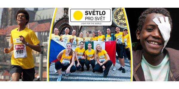 Poslední startovní čísla na pražský Maraton a 1/2 Maraton