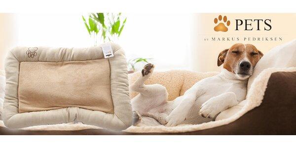 Pohodlný pelíšek pro vaše Alíky a Dášenky