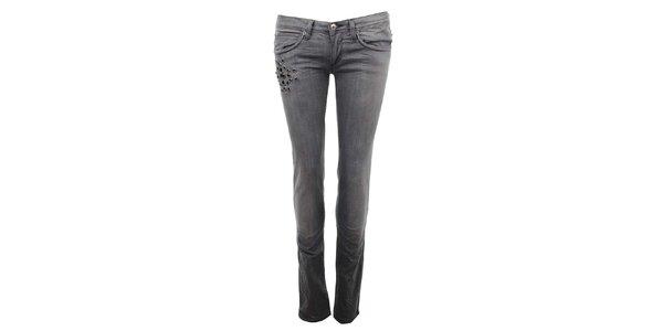 Dámské šedé džíny Zu Elements