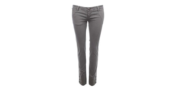 Dámské šedé kalhoty Zu Elements