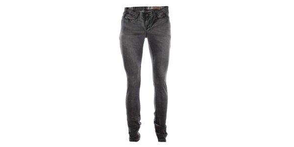 Pánské šedé kalhoty Zu Elements