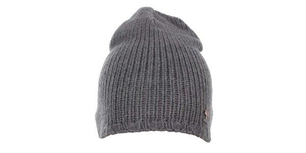 Pánská šedá zimní čepice Zu Elements