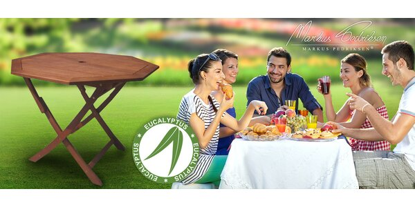 Zahradní stůl Medium Markus Pedriksen®