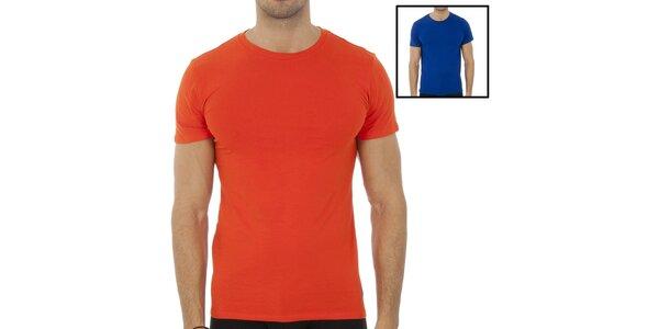 Set dvou pánský triček Polo Ralp Lauren - červené a modré