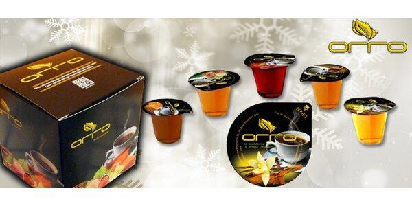 Porcované sirupy do teplých i studených nápojů