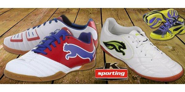 Pánské sálové boty Puma – různé modely na výběr