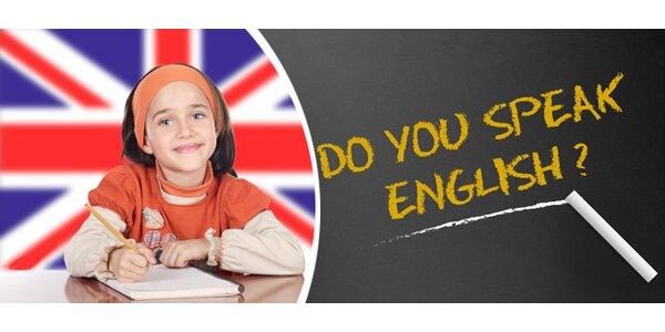 Intenzivní kurz angličtiny v Kludského vile v Jirkově pro děti od 2,5 - 6 let -…