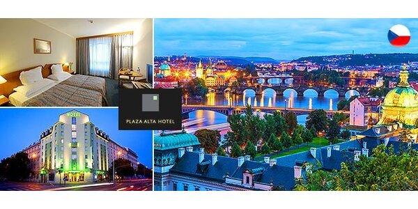 Pobyt v Praze v 4* hotelu s ekologickou značkou