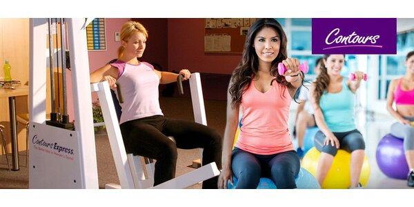 Dámské fitness na míru pod dohledem trenérky