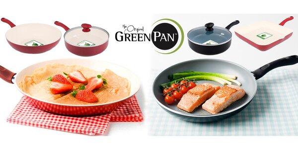 Pánve GreenPan Velvet s keramickým povrchem