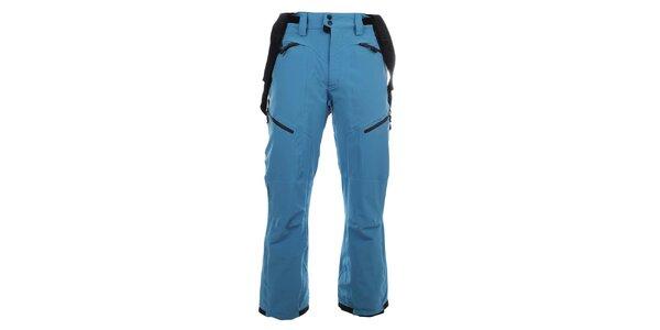 Pánské funkční světle modré lyžařské kalhoty Trimm