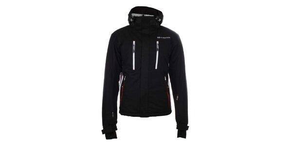 Pánská černá funkční zimní bunda Trimm