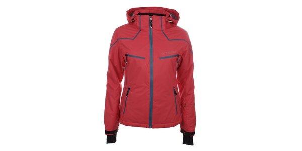 Dámská růžová lyžařská bunda Trimm