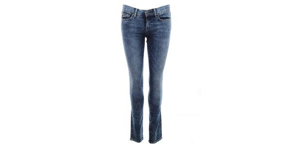 Dámské modré plísňové džíny Big Star