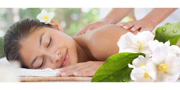 Baňkování, lávové kameny nebo medová masáž