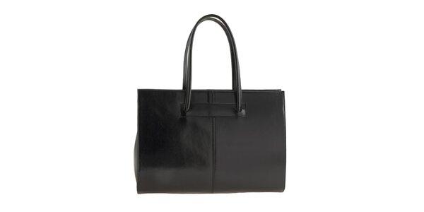 Dámská černá obdélníková kabelka Ore 10
