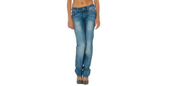 Dámské modré džíny Tommy Hilfiger
