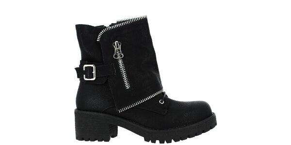 Dámské boty Vanessa Wu - černé