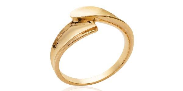 Dámský pozlacený prsten Fifi Ange