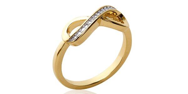 Dámský prsten se zirkony Fifi Ange