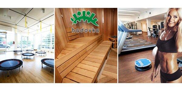 Celodenní vstup do fitness, sauny a na skupinové lekce s komplexní diagnostikou…