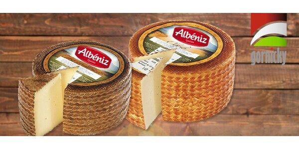 Španělské ovčí i kozí sýry (400 g)