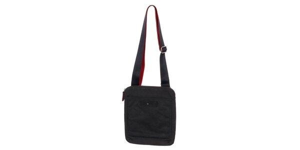 Pánská taška přes rameno v tmavě modré barvě Tommy Hilfiger