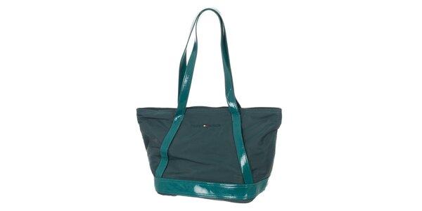 Dámská zelená kabelka Tommy Hilfiger