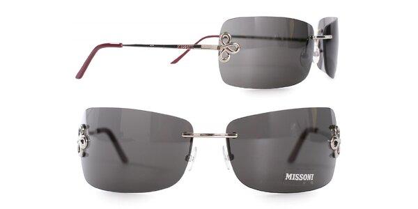 Dámské kovové brýle Missoni