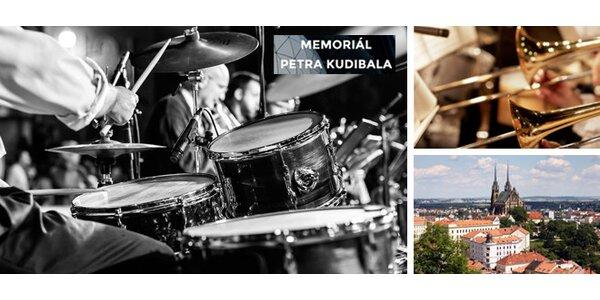 Memoriál Petra Kudibala, vystoupení muzikantských hvězd za doprovodu Big Bandu…