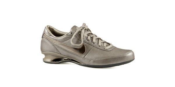 Dámské platinové tenisky Nike