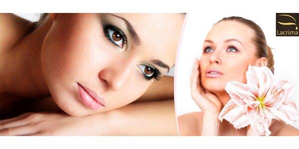 90 minut luxusní kosmetické péče