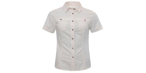 Dámská smetanová košile Bushman